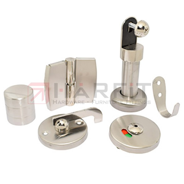 Partisi Toilet Harfit Stainless Steel TS-1023